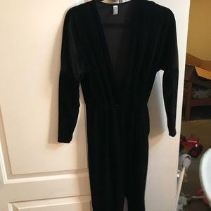 COPY - Velvet jumpsuit